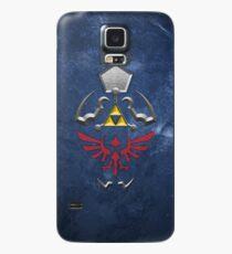 Funda/vinilo para Samsung Galaxy Crepúsculo Princess Hylian Shield