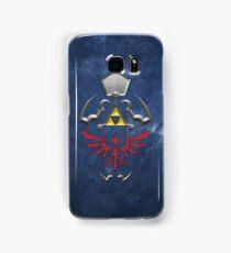 Twilight Princess Hylian Shield Samsung Galaxy Case/Skin