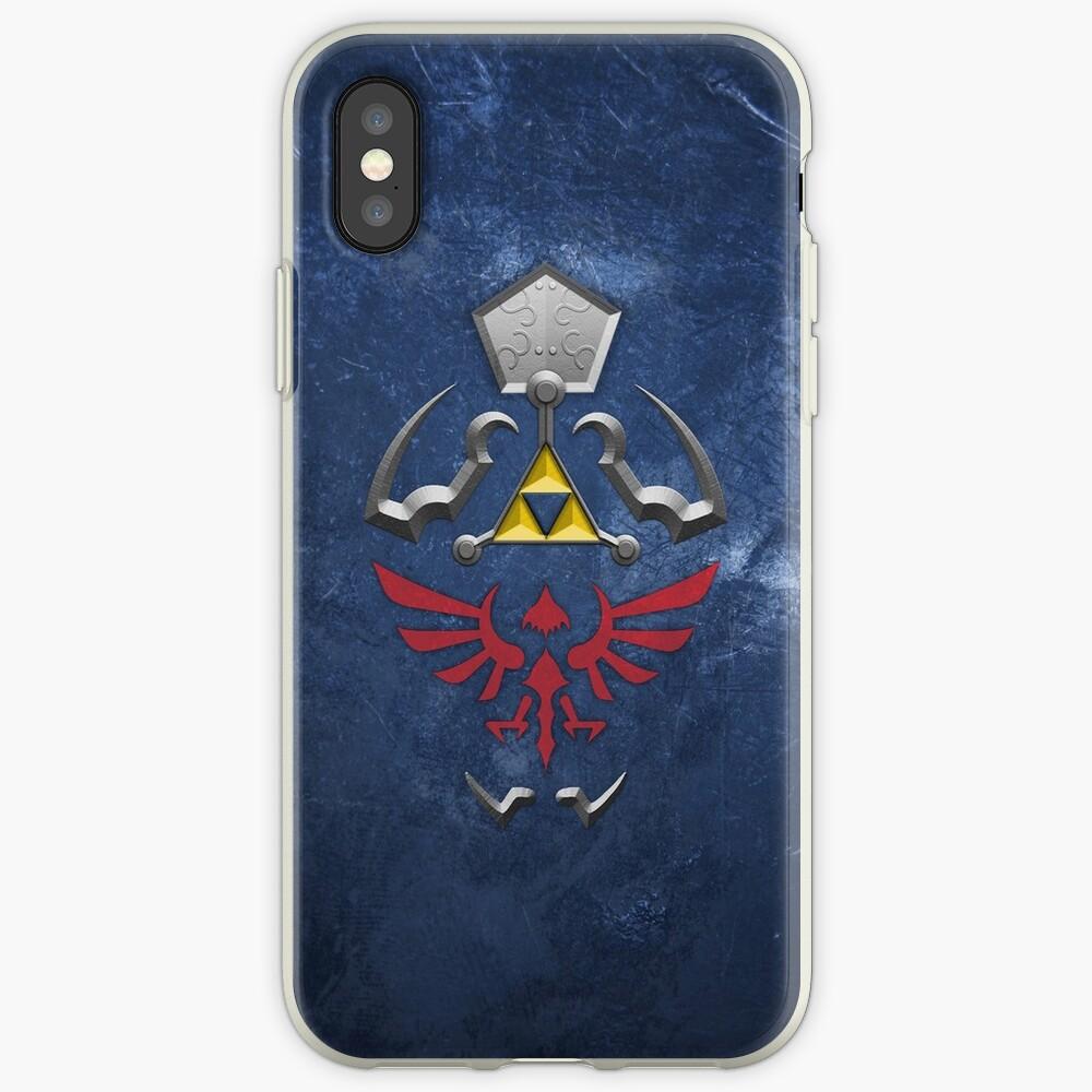 Zwielichtprinzessin Hylian Shield iPhone-Hülle & Cover