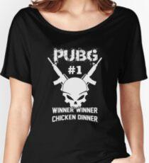 PUBG - PlayerUnknown's Battlegrounds Women's Relaxed Fit T-Shirt