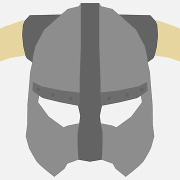 Skyrim Helmet by KipItSimple