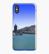 Townsville on the water iPhone Case