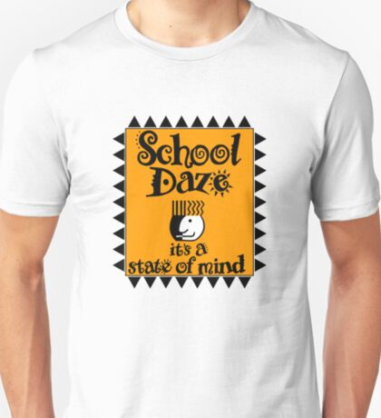 School Daze - spike lee promo replica T-Shirt