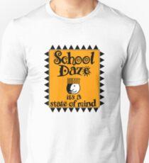 Camiseta unisex School Daze - réplica promocional spike lee