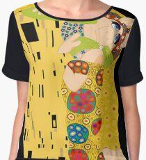 Muppets Klimt Chiffon Top