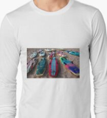 Gone Surfing Long Sleeve T-Shirt
