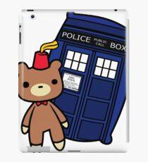teddy who iPad Case/Skin