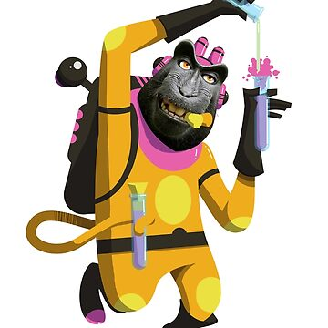 Dr. Aperaham, Mad Chemist by kyle-sans-kyle