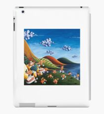 Tale of Carrots (cut) - Kids Art from Shee - Surreal Worlds iPad Case/Skin