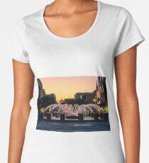 Wading Pool Fountain Women's Premium T-Shirt