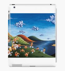 Tale of Carrots - Original Art from Shee - Surreal Worlds iPad Case/Skin