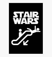 stair wars Photographic Print