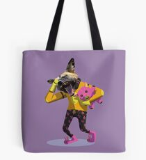 Helena is not a morning person Tote Bag