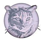 Kitty Cat Bubble by Jane Oriel