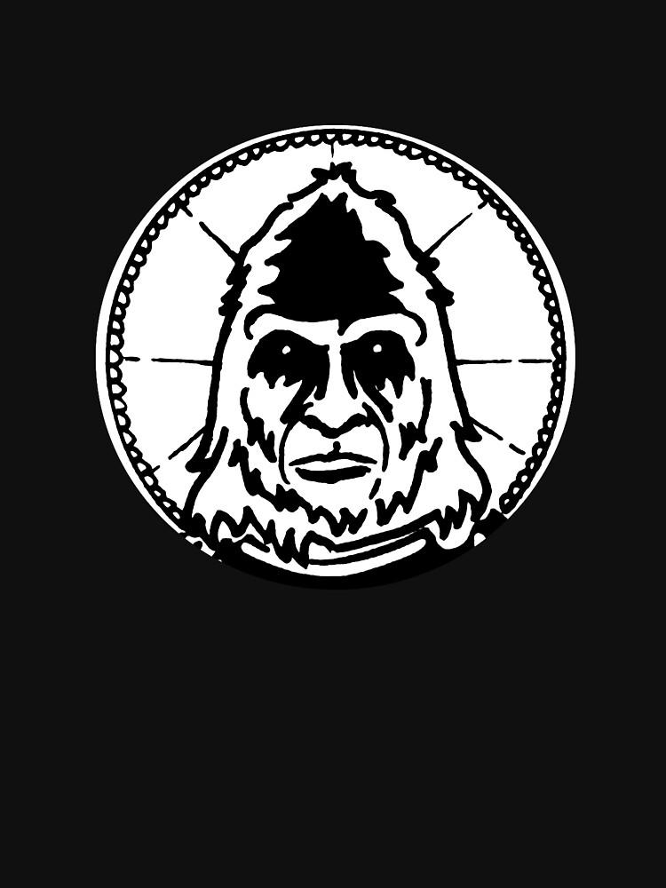 Saint Bigfoot Halo by SaintBigfoot