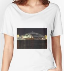 Sydney Harbour Women's Relaxed Fit T-Shirt