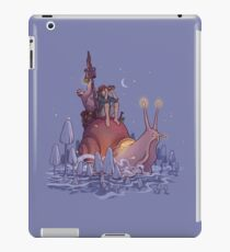 Sluggage iPad Case/Skin