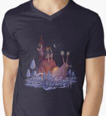 Sluggage Men's V-Neck T-Shirt