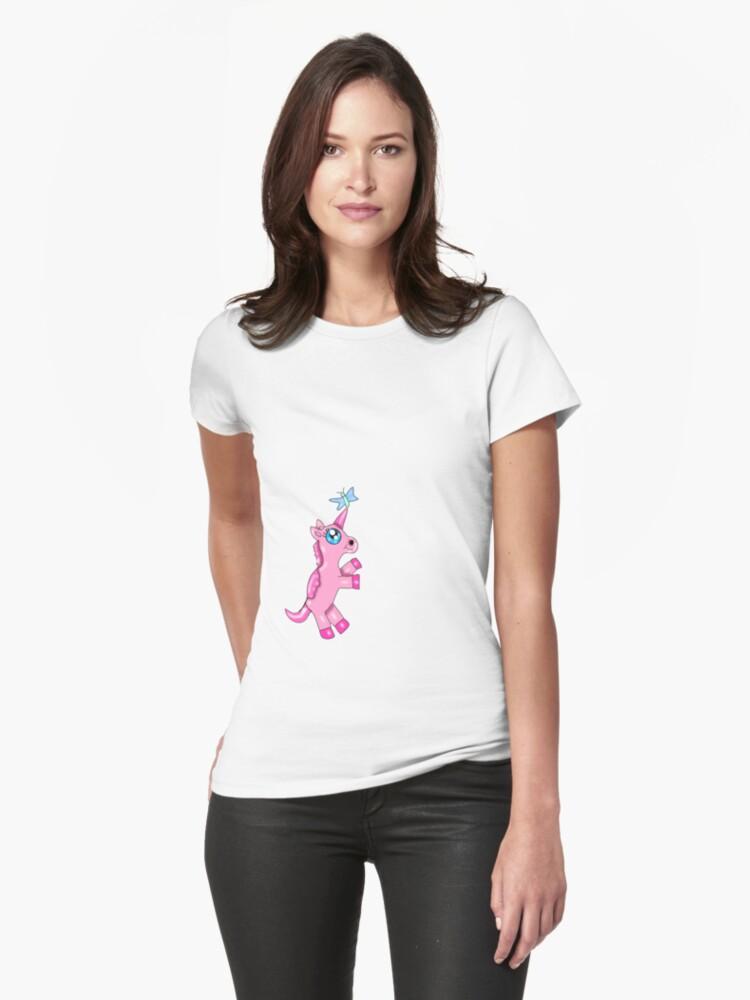 Minxi the Unicorn by Rajee