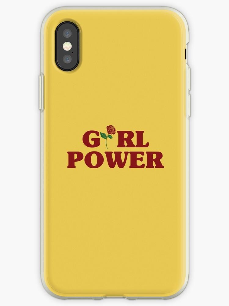 Mädchen Power - Gelb von julerybox