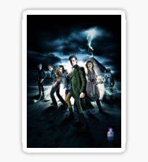 Doctor Who - Season 6 Cast Sticker