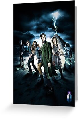 Doctor Who - Season 6 Cast by mylollyjar