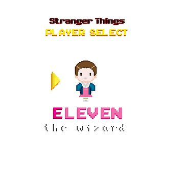 Stranger Things - Eleven - select your player! by SawakoMizu