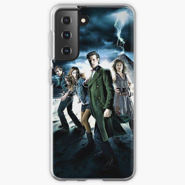 Doctor Who - Season 6 Cast Samsung Galaxy Soft Case