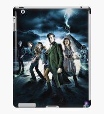 Doctor Who - Season 6 Cast iPad Case/Skin