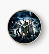 Doctor Who - Season 6 Cast Clock