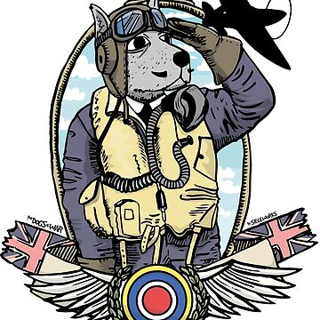 The Dogs of War: RAF fighter Pilot by siege103