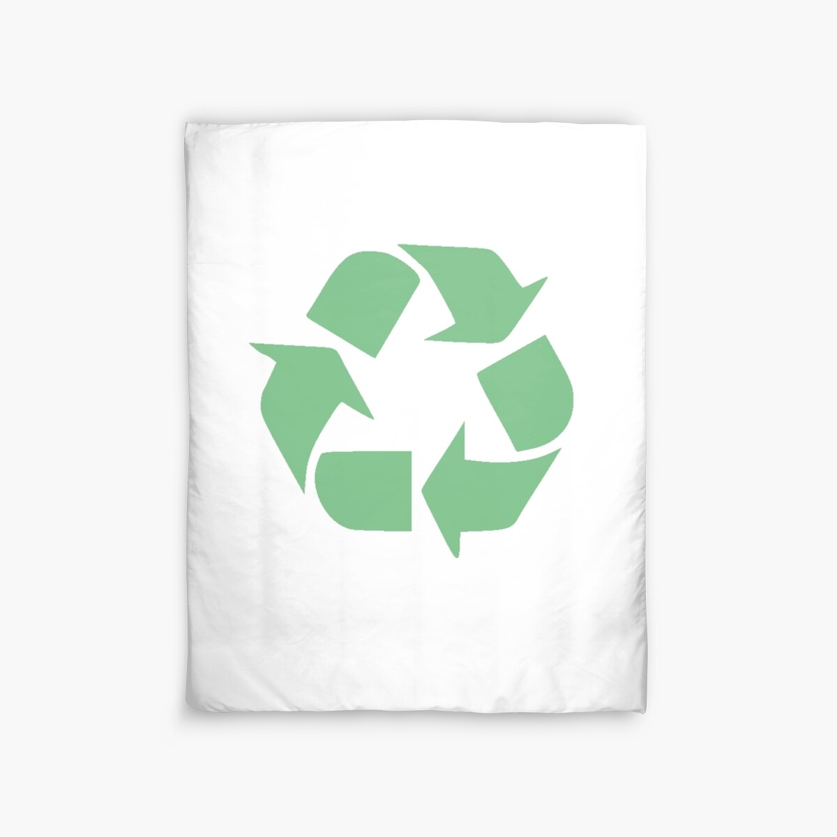 Recycle symbol distressed earth day environment gift duvet covers recycle symbol distressed earth day environment gift by stevesemojis buycottarizona Choice Image