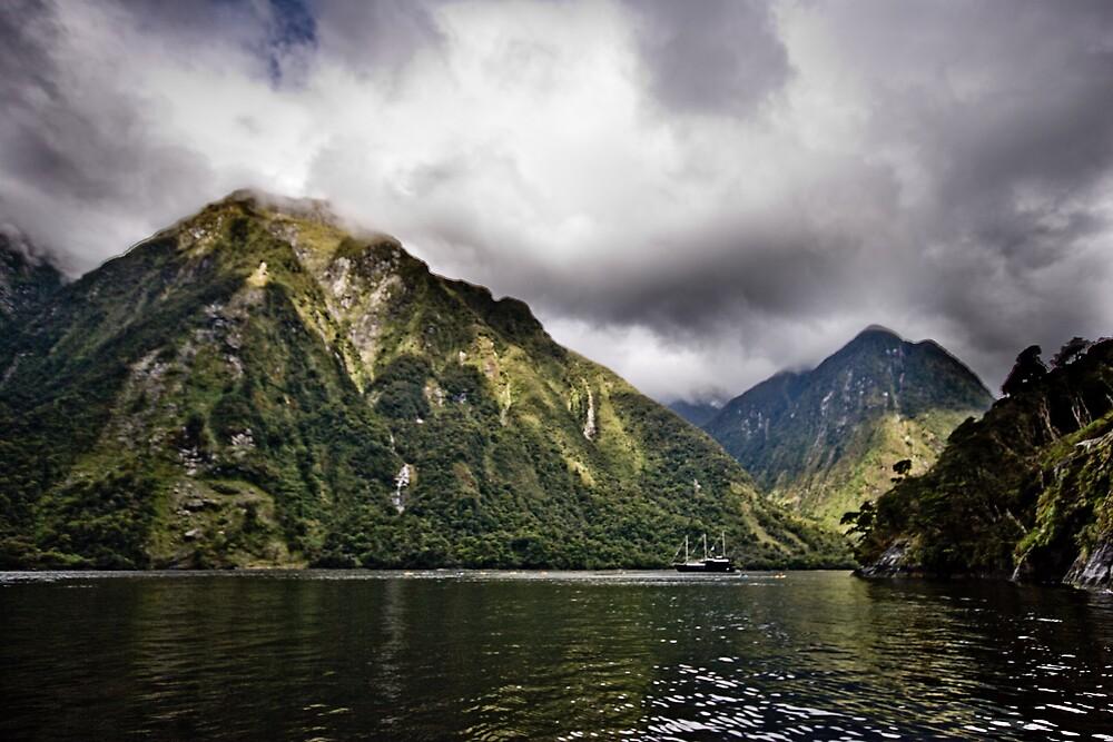Doubtful Sound, New Zealand (4) by Trishy