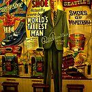Worlds tallest man - Robert Wadlow by Jeff Burgess