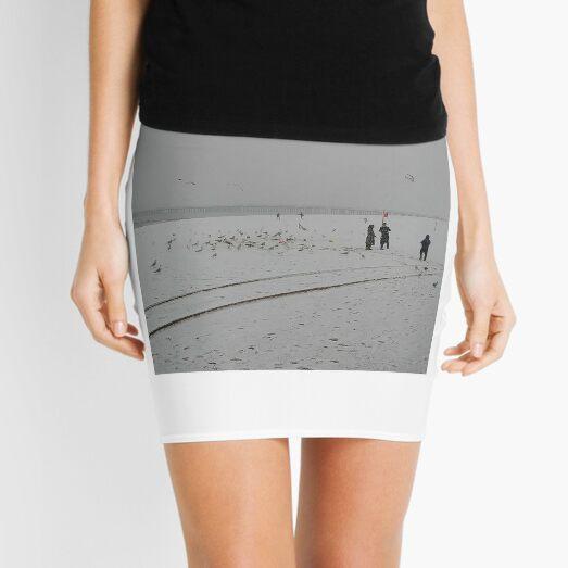 Snow Mini Skirt