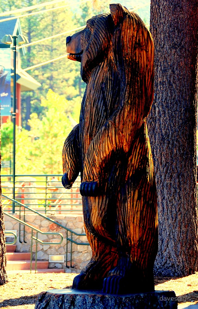 GRIN AND BEAR IT!! by davesdigis