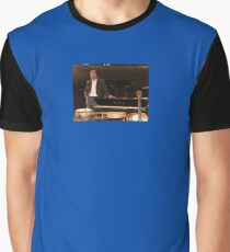 Tony DuPuis Theater Stage Pic Graphic T-Shirt