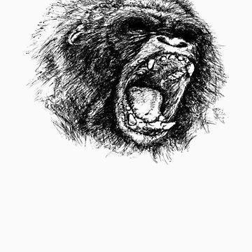 monkey mad by kingjames465