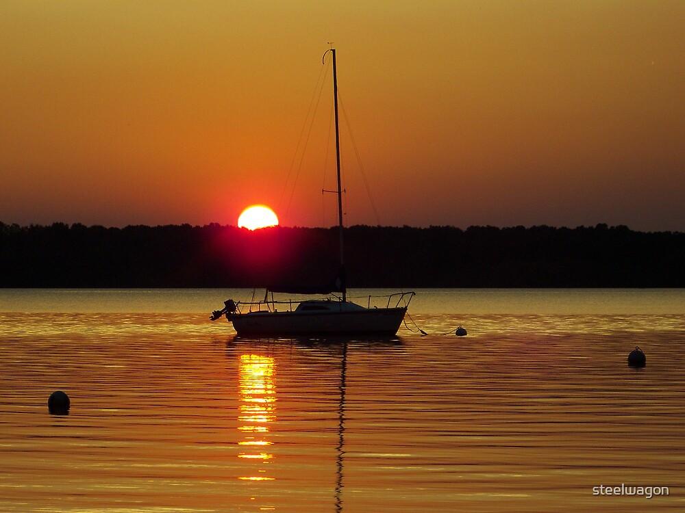 Night Sail by steelwagon