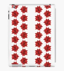 red gift bows iPad Case/Skin