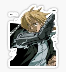 Full Metal Alchemist - Edward Elric Sticker