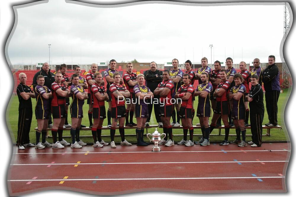 Gateshead Thunder National League 2 Champions 2008 by Paul Clayton