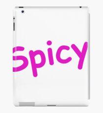 Spicy Pink! iPad Case/Skin