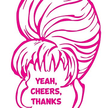 Yeah cheers, thanks a lot - Pink by kridel