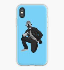 Toxic B-Boy iPhone Case