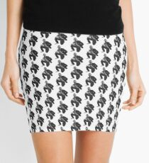 Toxic B-Boy Mini Skirt