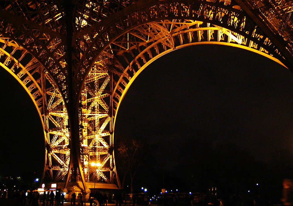 Tour Eiffel by snel