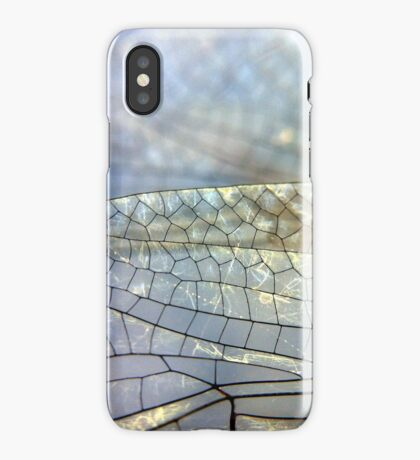He Has Wings iPhone Case/Skin