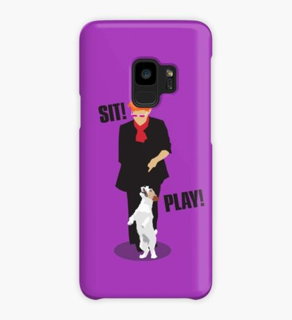how to train your human Case/Skin for Samsung Galaxy