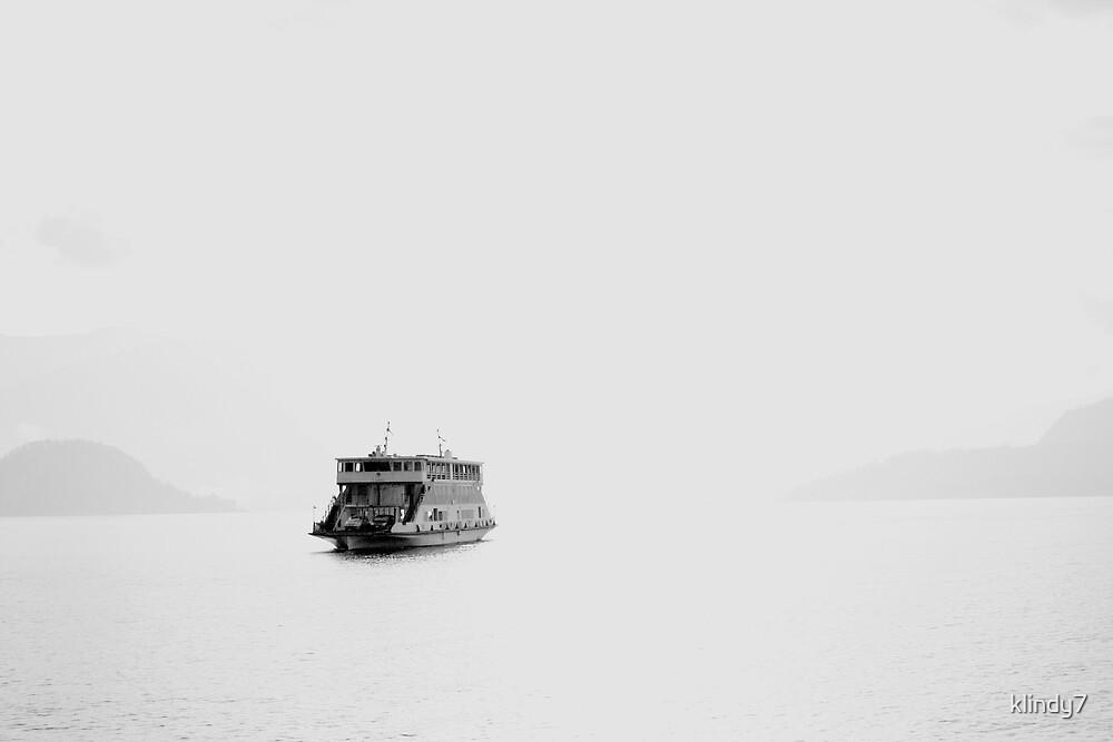 Ferry Boat by klindy7